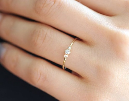 diamond engagement rings alternatives